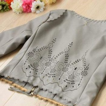 Textile Hollowing_Laser leather hollowing cutting and engraving_Rochase Technology (1)