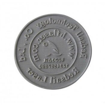 laser rubber stamp cutting and engraving